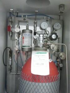 Gas Cabinet Panel